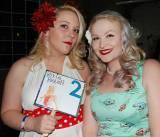 2015 Winner Sarah Caroline & Roxie Rockett