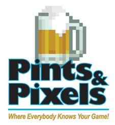 Pints Pixels